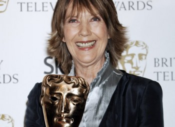 Best Actress winner Eileen Atkins for Cranford.