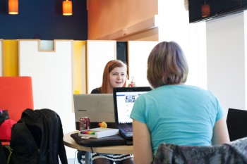 Images from the Y Not Game Jam which took place over Friday 26-Sunday 29 September, at Glasgow Caledonian University.