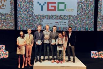 Event: BAFTA Young Game Designers AwardsDate: Sat 23 July 2016Venue: BAFTA, 195 PiccadillyHosts: Ben Shires, Jane Douglas-Area: WINNERS GROUP SHOTS