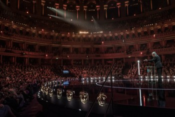 Event: EE British Academy Film AwardsDate: Sun 12th February 2017Venue: Royal Opera HouseHost: Stephen Fry-Area: Auditorium Arrivals