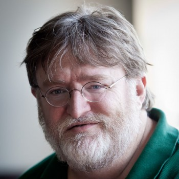 Gabe Newell BAFTA Games Fellowship winner 2013