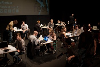Event: BAFTA Scotland & PRS for Music Composers/Directors MixerDate: Tuesday 21 JuneVenue: Traverse Theatre
