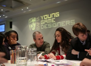 Young Game Designers launch