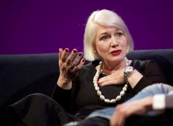 BAFTA winning make up artist Christine Cant discusses her fascinating career in make up. (Photography: Ed Miller)