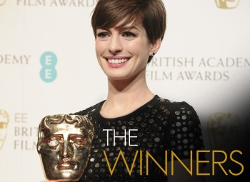 Film Awards Winners in 2013 (c) BAFTA/Richard Kendal