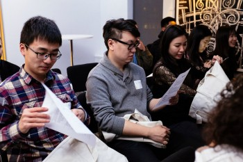 Event: What's Next After Graduation?Venue: Retro Report, 633 Third Ave, NYDate: 2/8/2017
