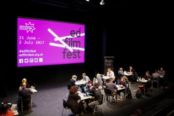 Composer & Director Mixer at EIFF
