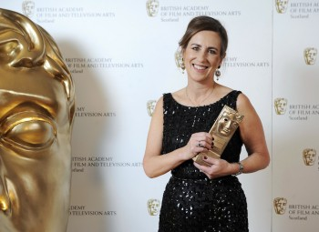 Kirsty Wark - Outstanding Contribution to Broadcasting Recipient