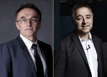 An evening with Danny Boyle and Frank Cottrell Boyce