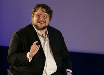 Director Guillermo Del Toro at a BAFTA Life in Pictures event, June 2008.