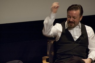 Ricky Gervais' Q&A for Life's Too Short