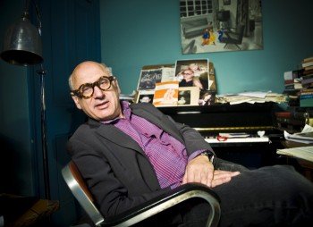 Two time BAFTA nominated composer Michael Nyman (Francesco Guidicine).