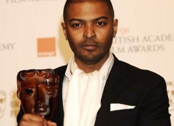 Noel Clarke received Orange Rising Star Award at the Orange British Academy Film Awards in 2009