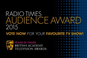 Radio Times Audience Award 2015