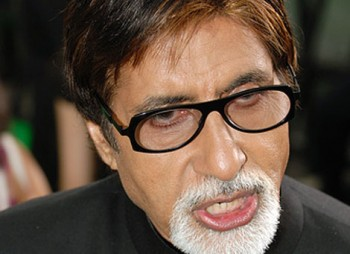 Amitabh Bachchan at the IIFA Awards