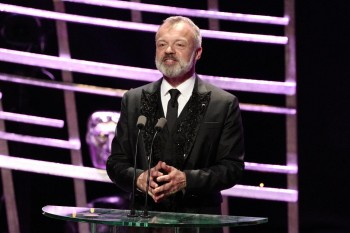 Event: House of Fraser British Academy Television AwardsDate: Sun 8 May 2016Venue: Royal Festival Hall, LondonHost: Graham Norton-Area:
