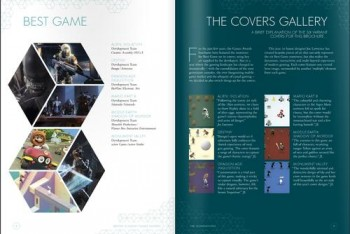 Read The Official Games Awards Brochure For 2015 Bafta