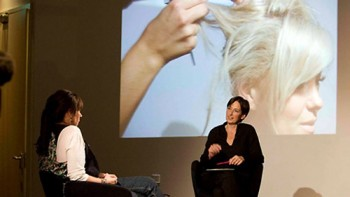 BAFTA Webcast: Christine Blundell Make-Up Masterclass.