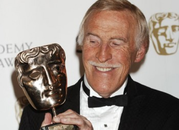 Fellowship recipient Bruce Forsyth