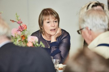 Chairman's Dinner for Anne Morrison