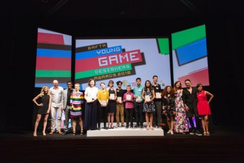 Event: BAFTA Young Games Designer AwardsDate: Saturday 7 July 2018Venue: BAFTA, 195 Piccadilly, LondonHosts: Aoife Wilson & Julia Hardy-Area: Winners