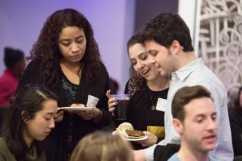 Event: What's Next After Graduation?Venue: Retro Report - 633 Third Ave NY NYDate: 2.6.2018Moderator: Linda Kahn & Patrick ConnollySpeakers: (L-R) Maiken Baird, Susan Bishop, Lorna Thomas, Jenny Halper