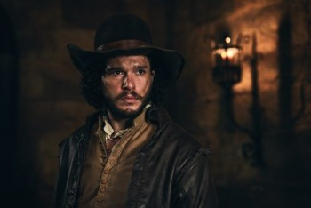 Kit Harington in Gunpowder