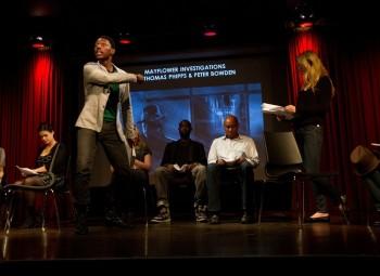 BAFTA Rocliffe Forum in New York