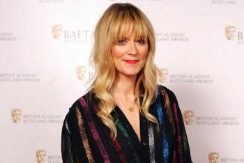 Edith Bowman at the British Academy Scotland Awards 2015