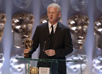 Richard Curtis receives the Fellowship of the Academy