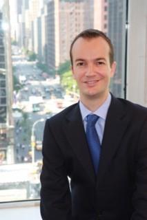 Danny Lopez headshot, British Consul General New York 2011