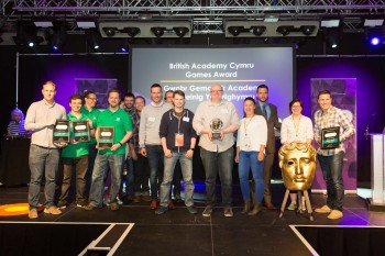 Event: British Academy Cymru Games AwardVenue: Tramshed, CardiffDate: Sat 18th June 2016