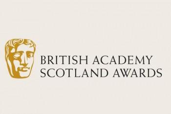 BAFTA Scotland Awards logo - beige