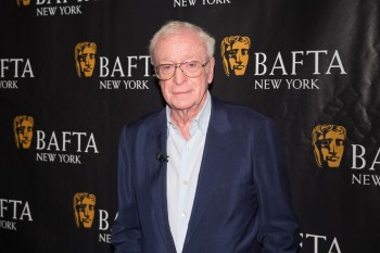 2015.05.01 - BAFTA NY & The New York Times present Times Talk with Michael Caine