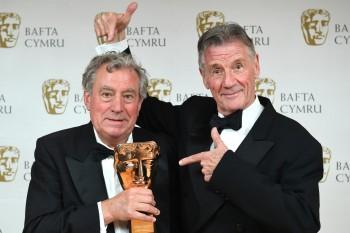 Event: British Academy Cymru Awards Date: Sunday 2 October 2016 Venue: St David's Hall, Cardiff Host: Huw Stephens - Area: PRESS ROOM