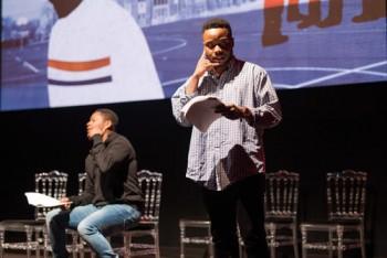 Event: BAFTA Rocliffe New Writing Showcase: YA & Children's MediaDate: Monday 24 October 2018Venue: BAFTA, 195 Piccadilly, LondonHost: Farah Abushwesha with Dan Berlinka & Amy Buscombe-