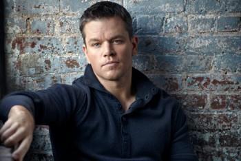 Matt Damon - Britannias Photo