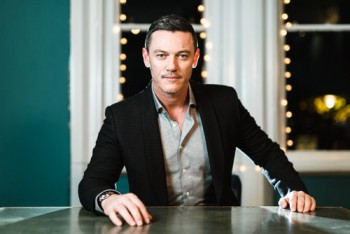 BAFTA Cymru An Audience With Luke Evans, hosted by Celyn Jones. 29th November 2018