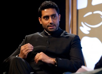 In Conversation with Abhishek Bachchan, 5 March 2010.