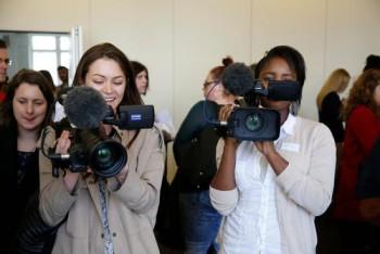 Event: BAFTA TV Forum: Generation NextDate: Sat 9 May 2015Venue: BAFTA. 195 Piccadilly-Session: CAREER FORUM