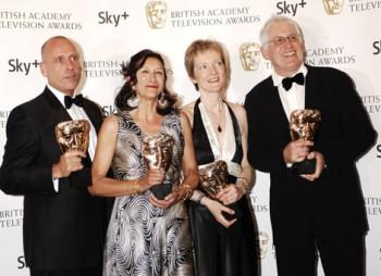 Drama Series winners The Street