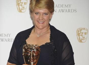 Clare Balding - BAFTA Special Award Recipient in 2013