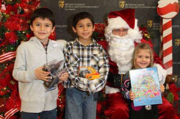 BAFTA LA Annual Family Christmas Party