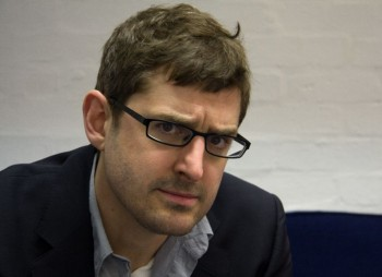 Louis Theroux Q&A at BAFTA