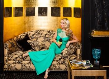 Laura Whitmore - EE Red Carpet Presenter