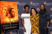 Lupita Nyong'o, Mira Nair, David Oyelowo