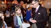 Presenter Ben Shires at the BAFTA Kids Red Carpet Experience
