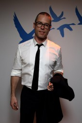 Actor Guy Pearce at the Official Soho House and Grey Goose party for the Orange British Academy Film Awards.