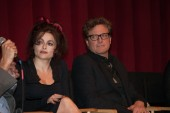 Colin Firth and Helena Bonham Carter