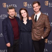 Andy Serkis, Claire Foy, Andrew Garfield